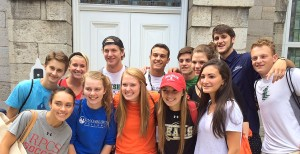 Dickinson Coll Service Day, Aug 2015