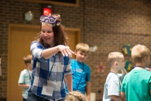 VBS, Day 1(2)